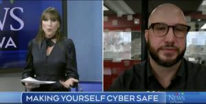 John speaks with CTV News